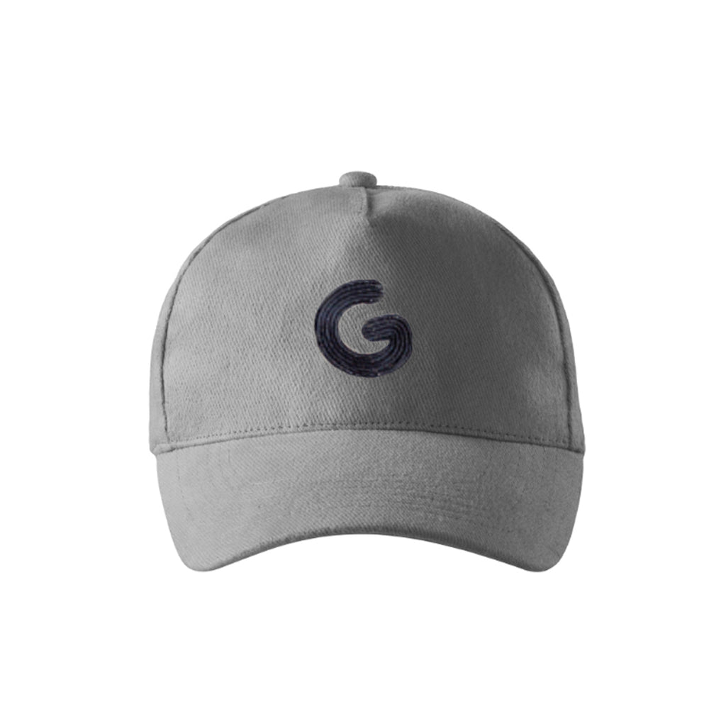 TheG Cap // light gray