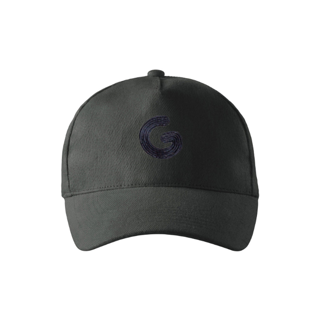 TheG Cap // dark gray