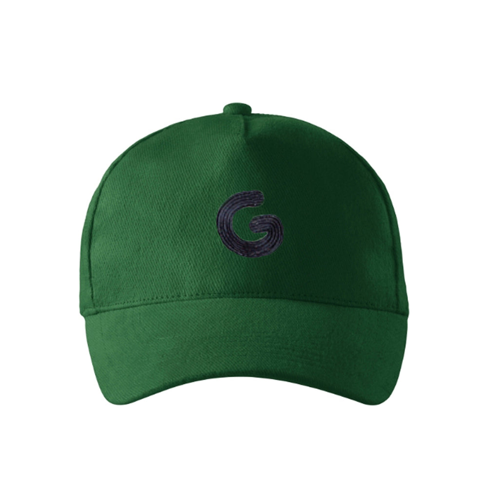 TheG Cap // dark green