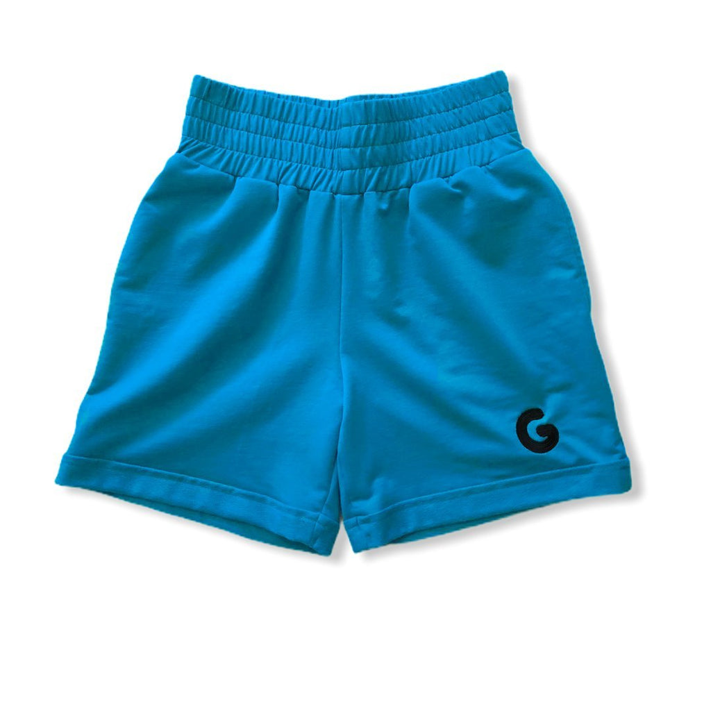 TheG Women Short // blue