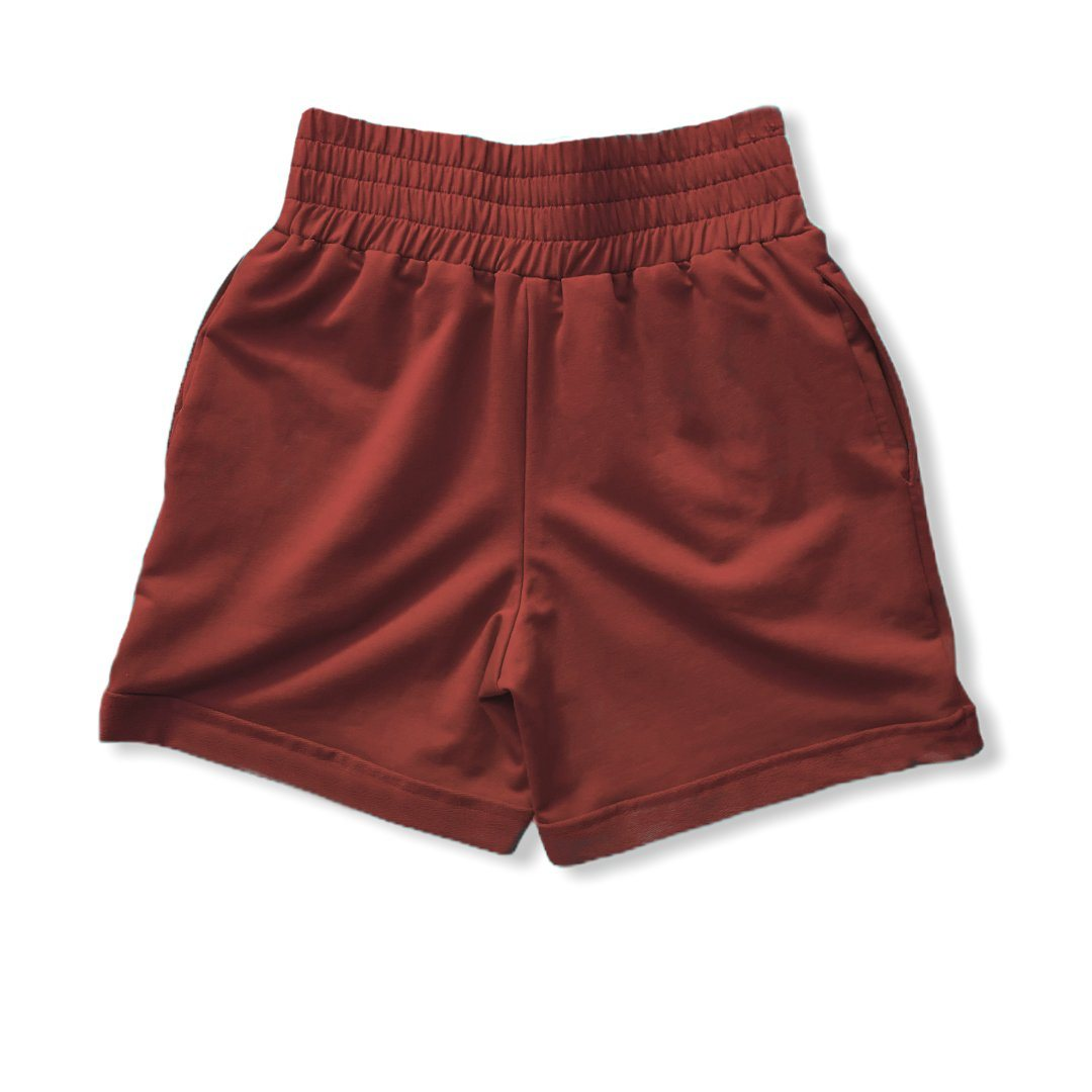 TheG Women Short // terakota