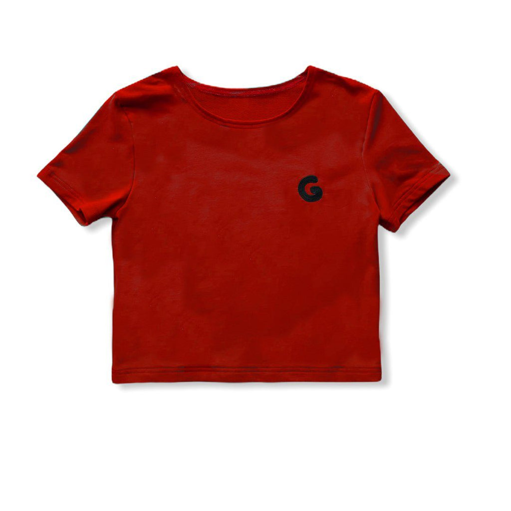 TheG Women Top // red