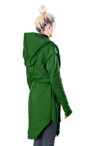 TheG Woman Designer Cardigan 2.0 // green
