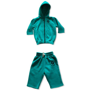 TheG Kids Set // mint