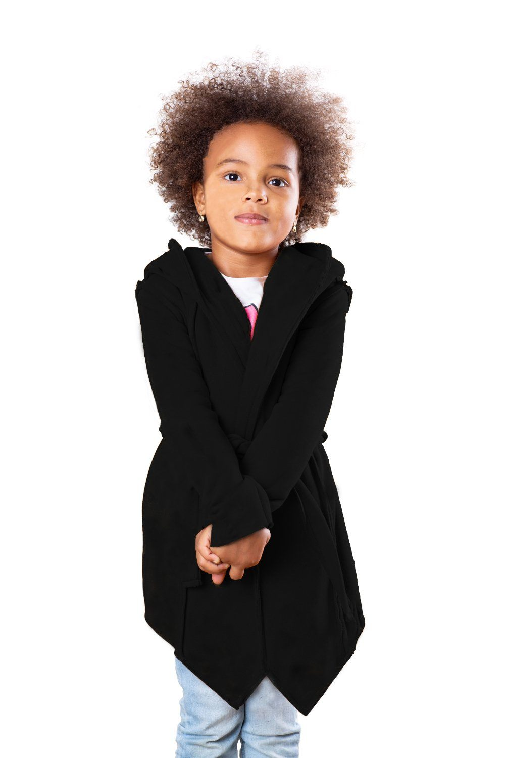 TheG Kids Designer Cardigan 2.1 // black