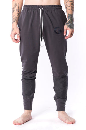 The Man Panelled Jogger 17 // charcoal