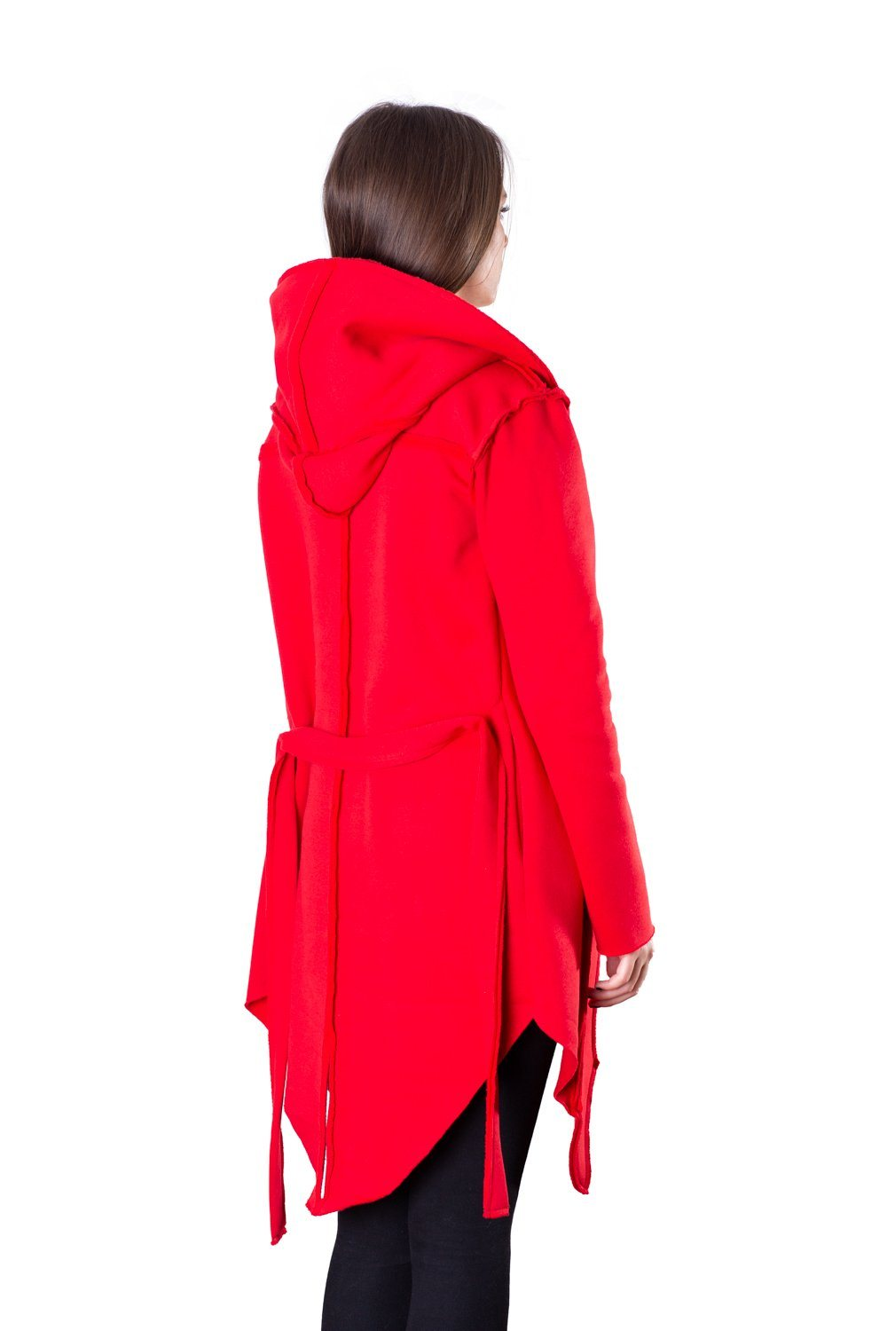TheG Woman Designer Cardigan 2.0 // red