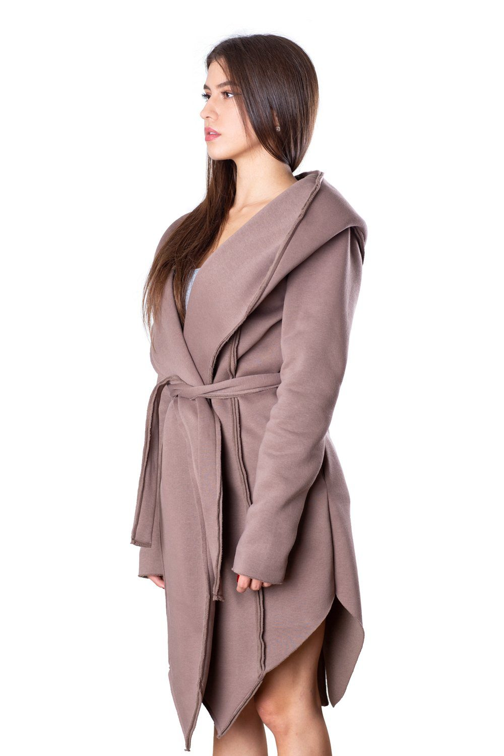 TheG Woman Designer Cardigan 2.0 // chocolate
