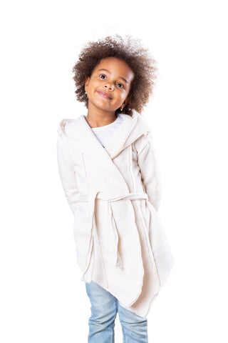 TheG Kids Designer Cardigan 2.1 // wheat