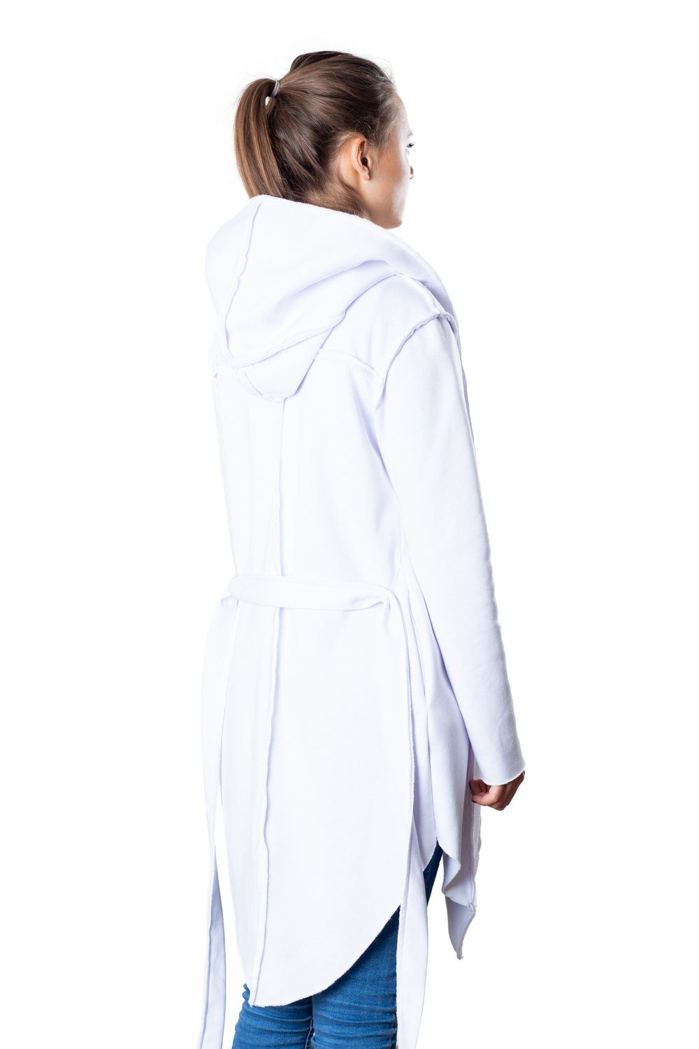 TheG Woman Designer Cardigan 2.0 // white