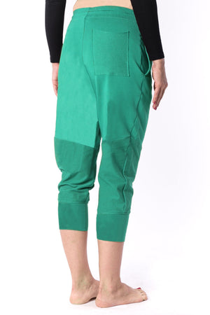 The Woman Panelled Jogger 17 // mint