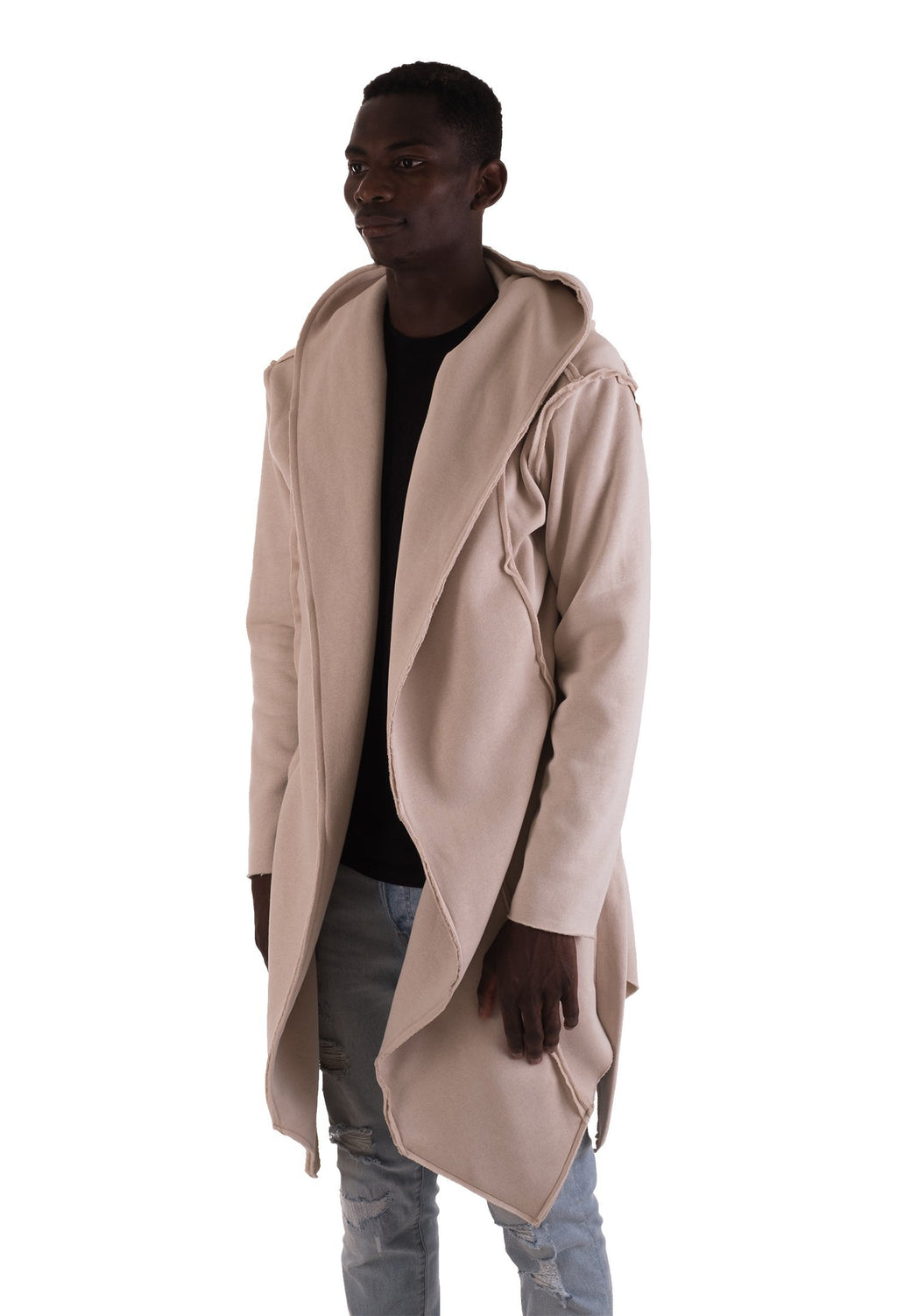 TheG Man Designer Cardigan 2.0 // wheat