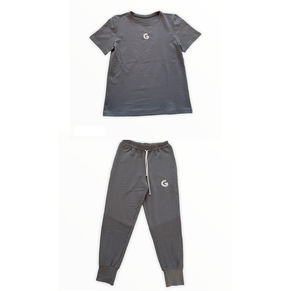 The Boxing Day Set // washed grey