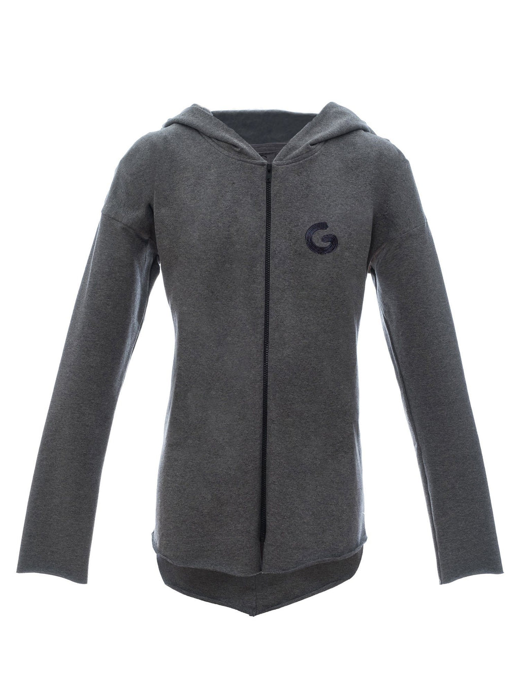 TheG Essential Riri Zip Hoody // moon