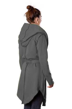 TheG Woman Designer Cardigan 2.0 // gray