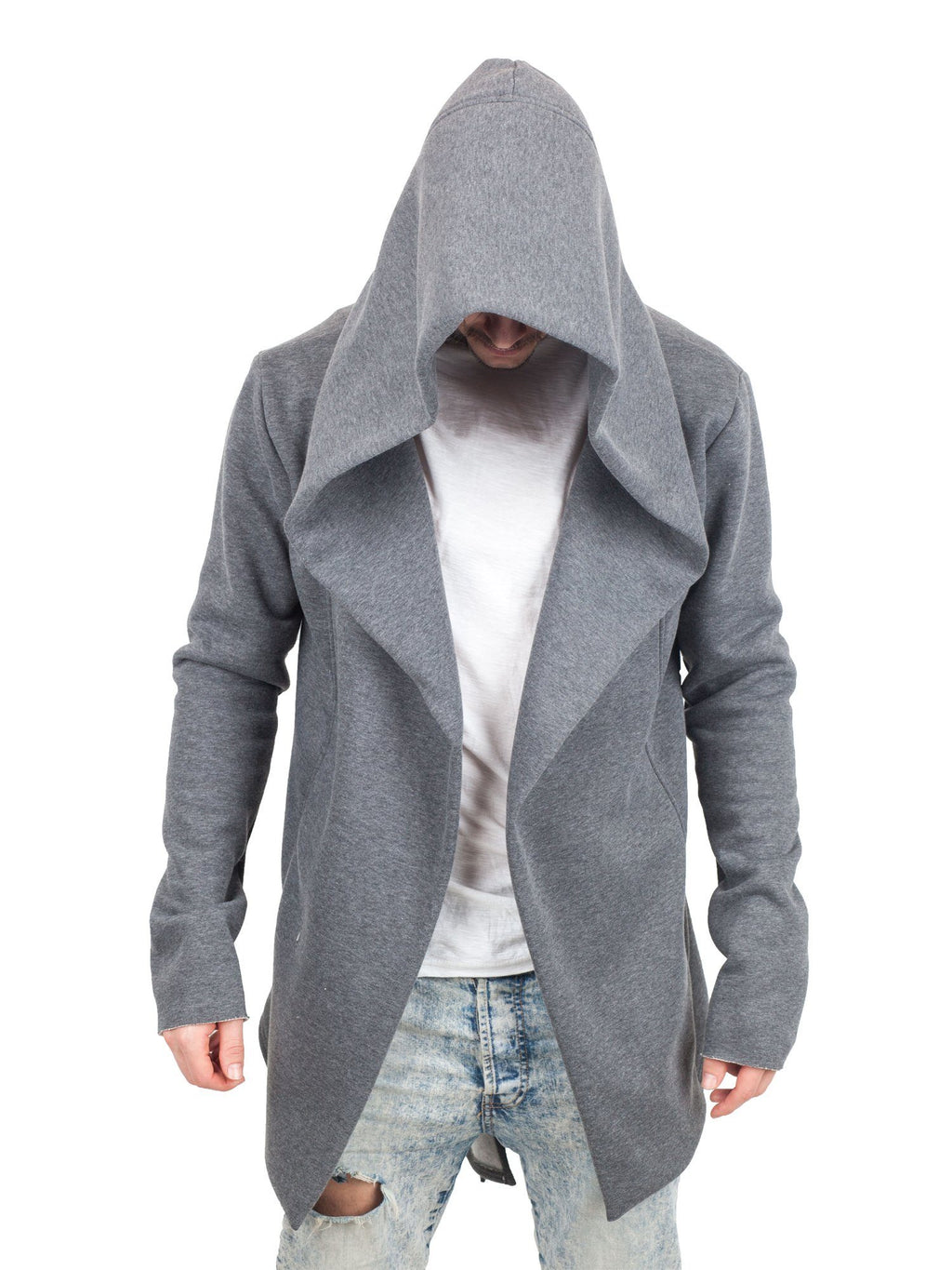 TheG First Cardigan 0.5 // gray