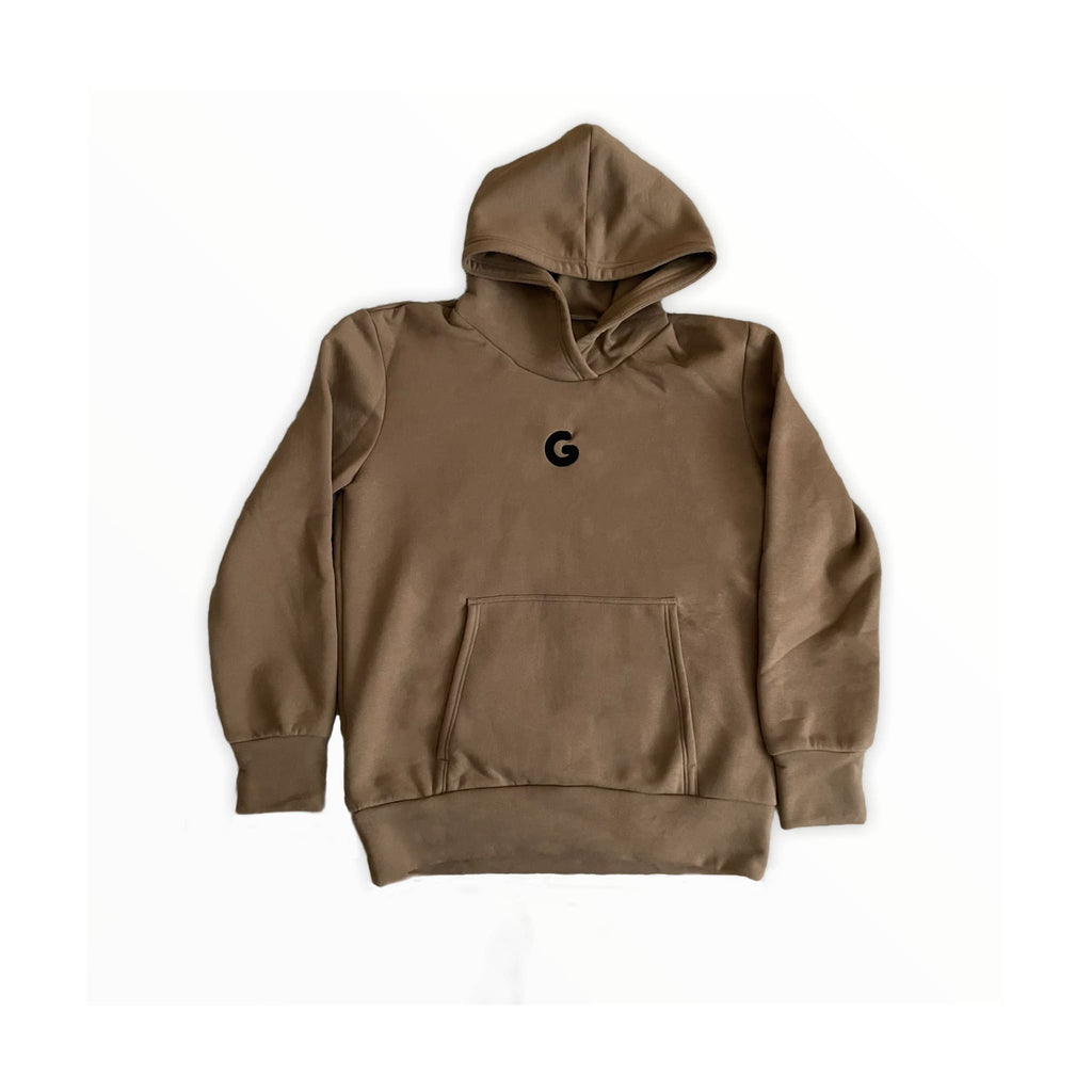 THE HOODY 0.2 // cappuccino