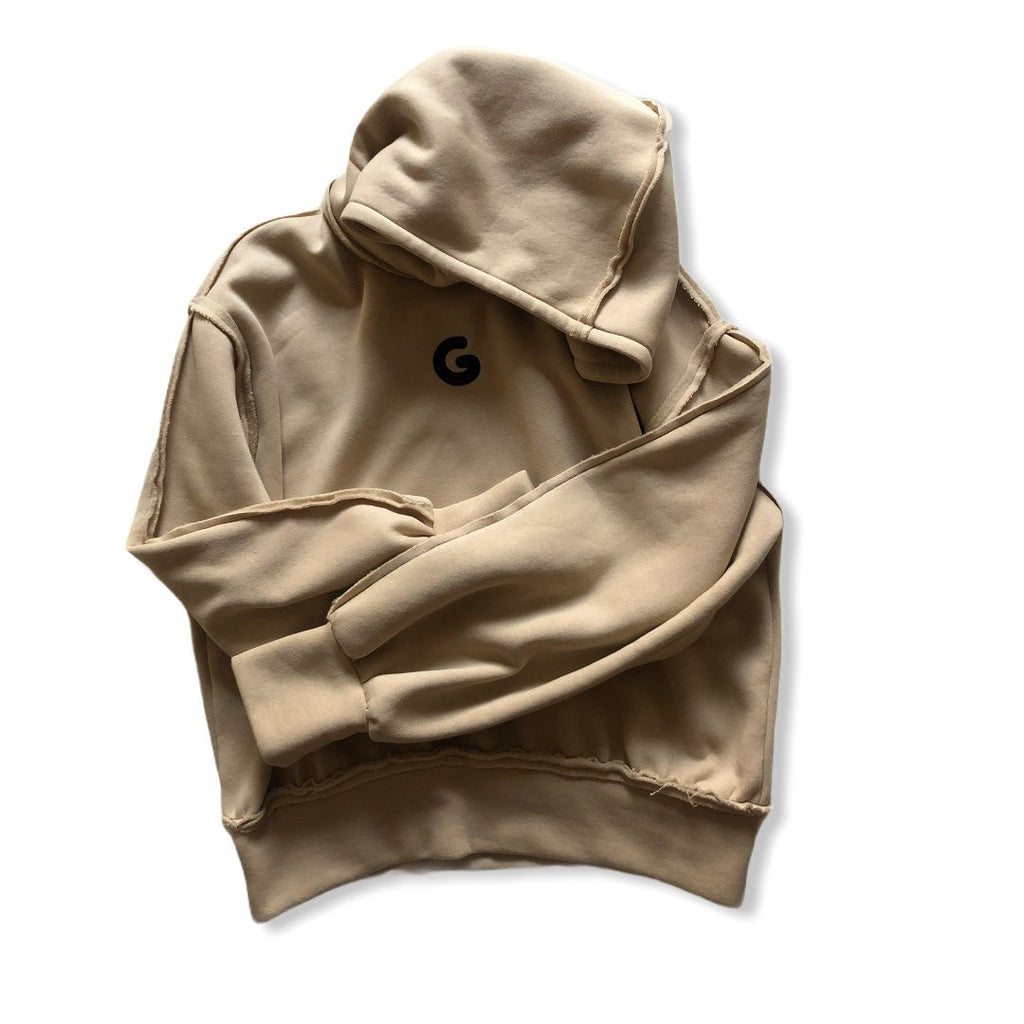 THE HOODY // beige