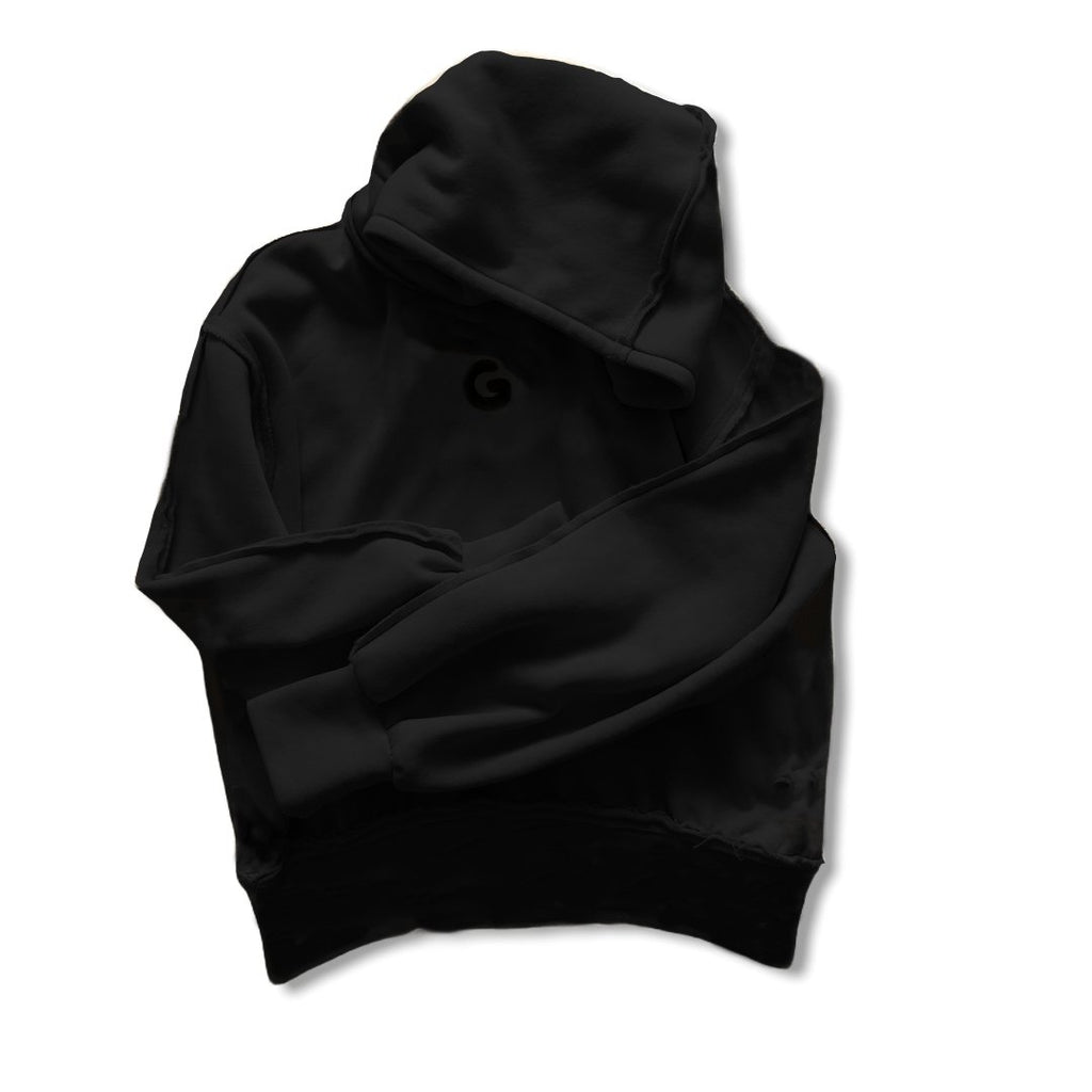 THE HOODY // black
