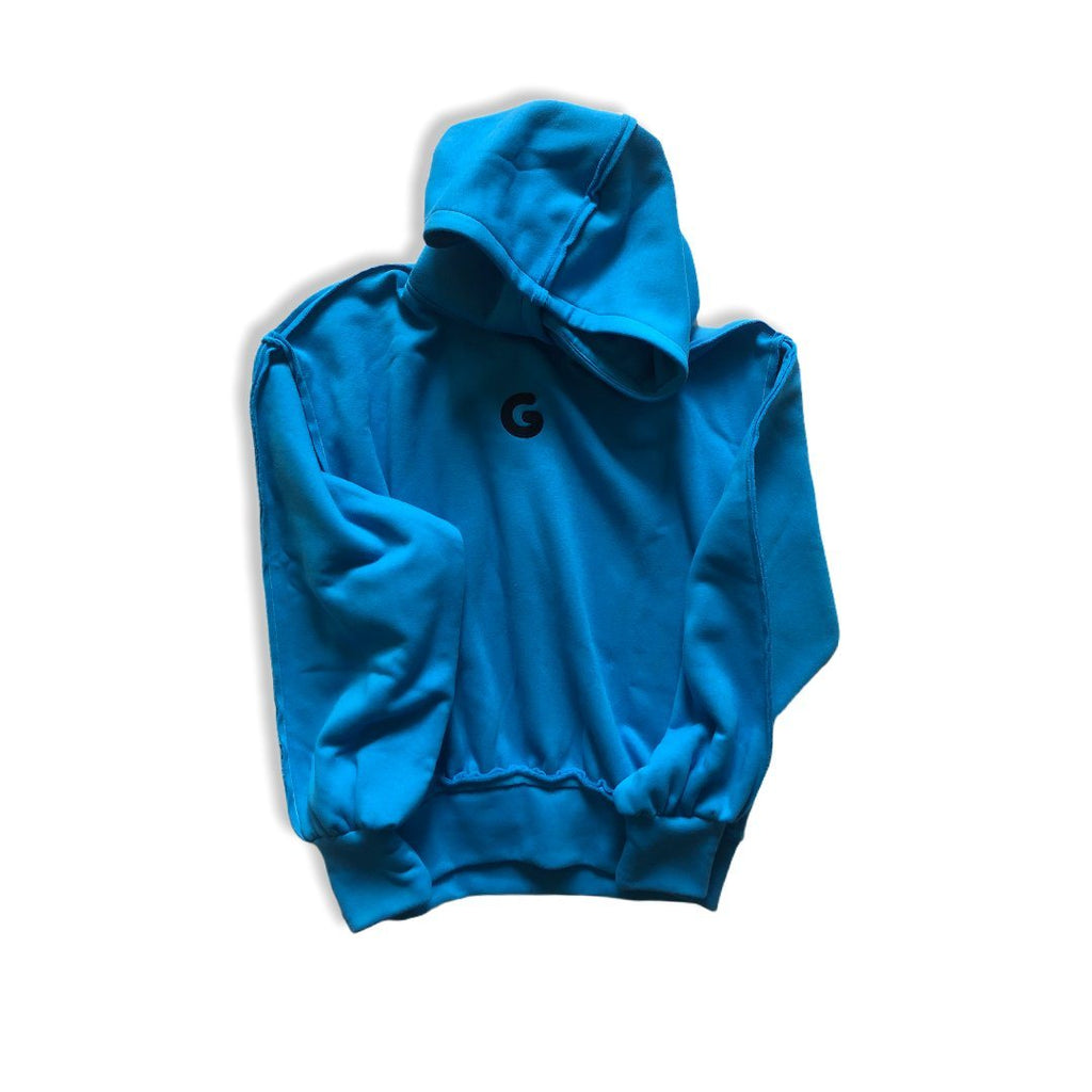 THE HOODY // blue