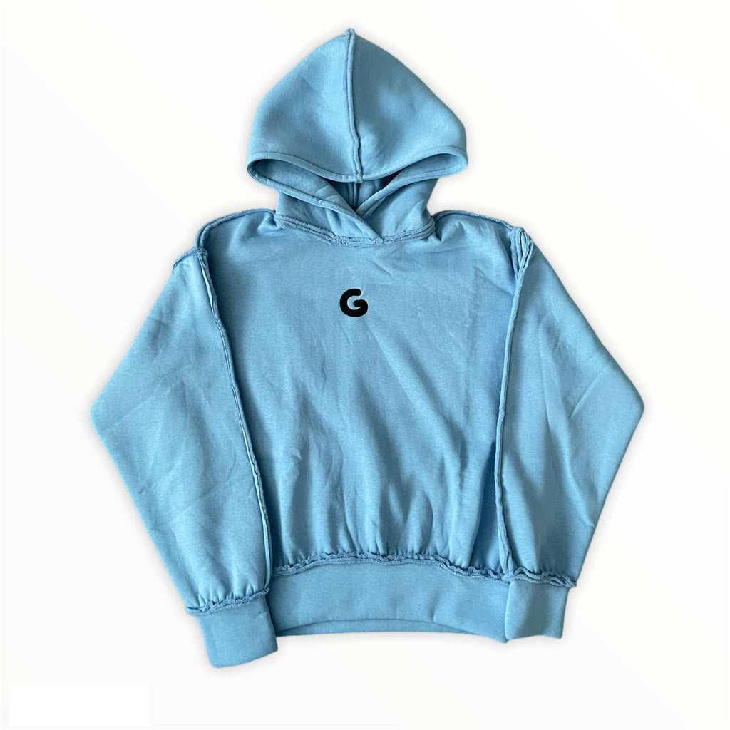 THE HOODY // ocelot blue