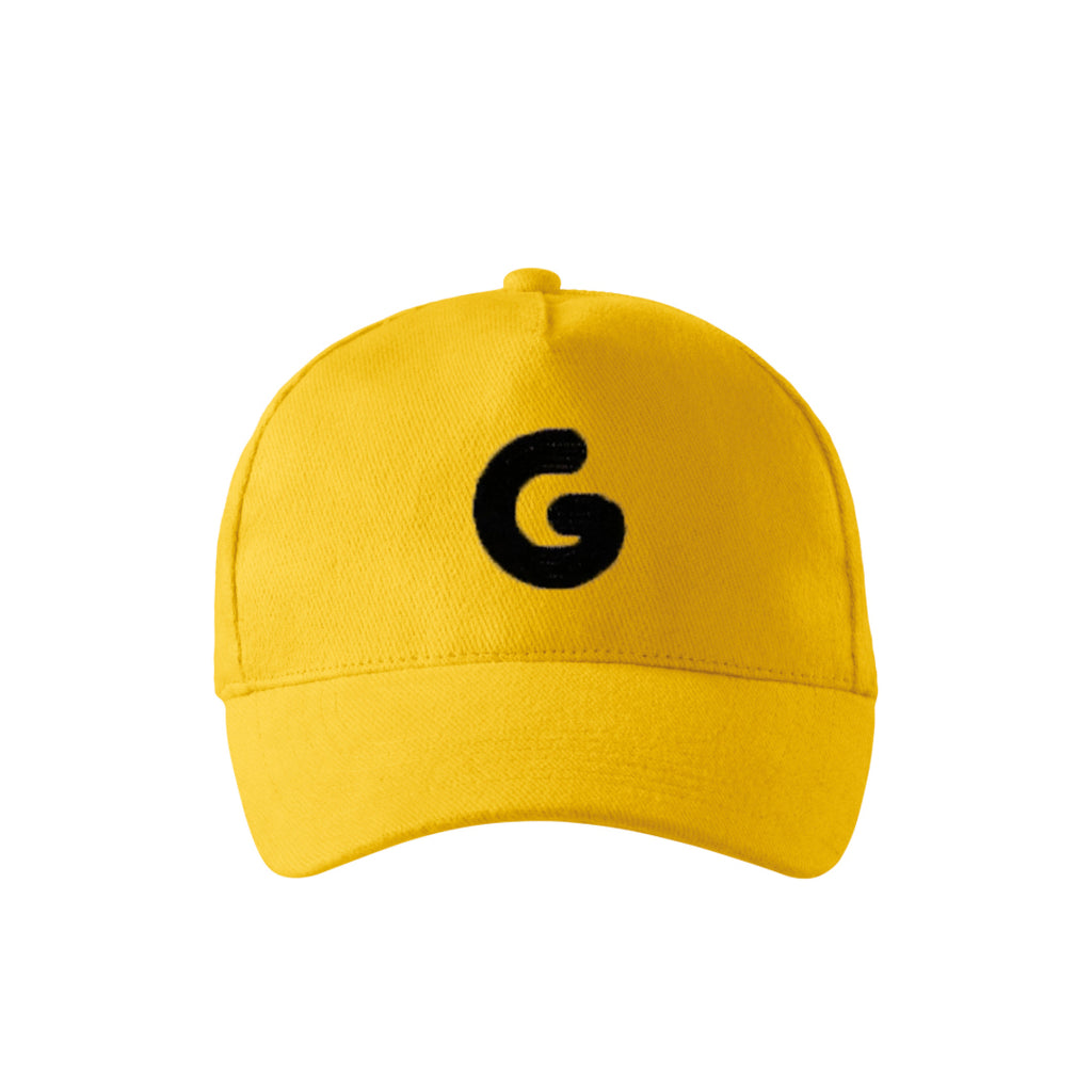 TheG Cap // yellow