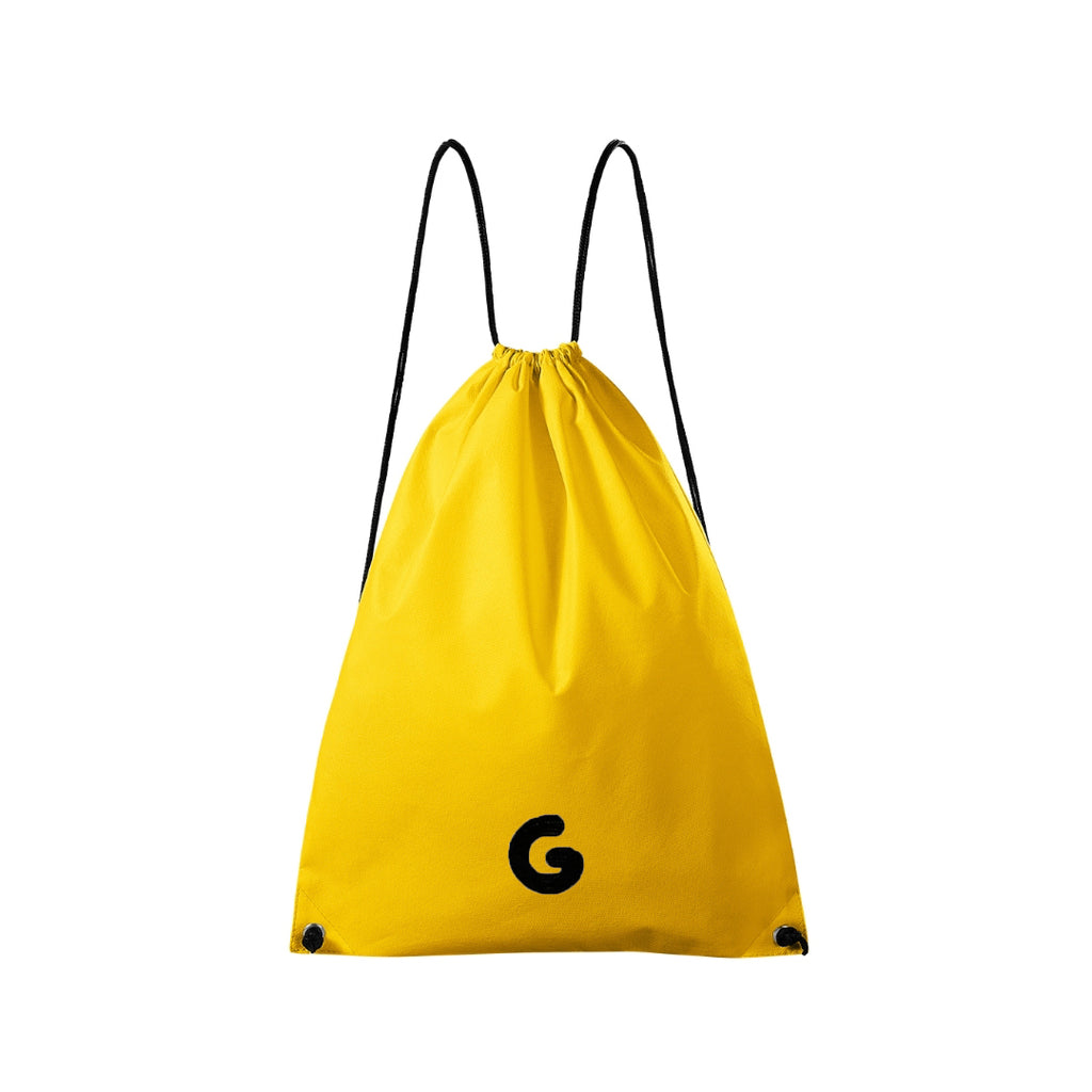 TheG Bag // yellow