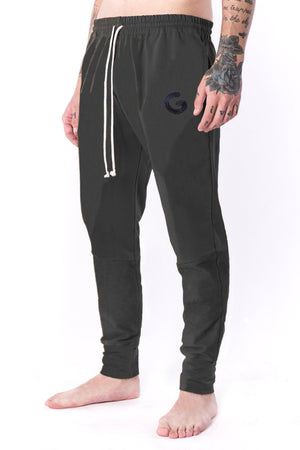 The Man Panelled Jogger 17 // dark gray