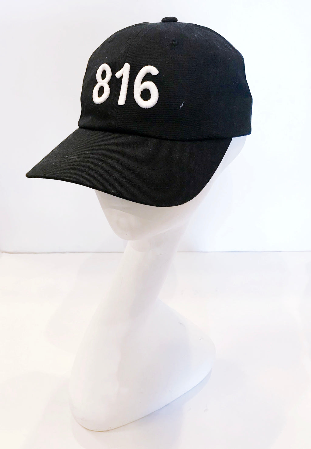 816 KCMO AREA CODE HAT