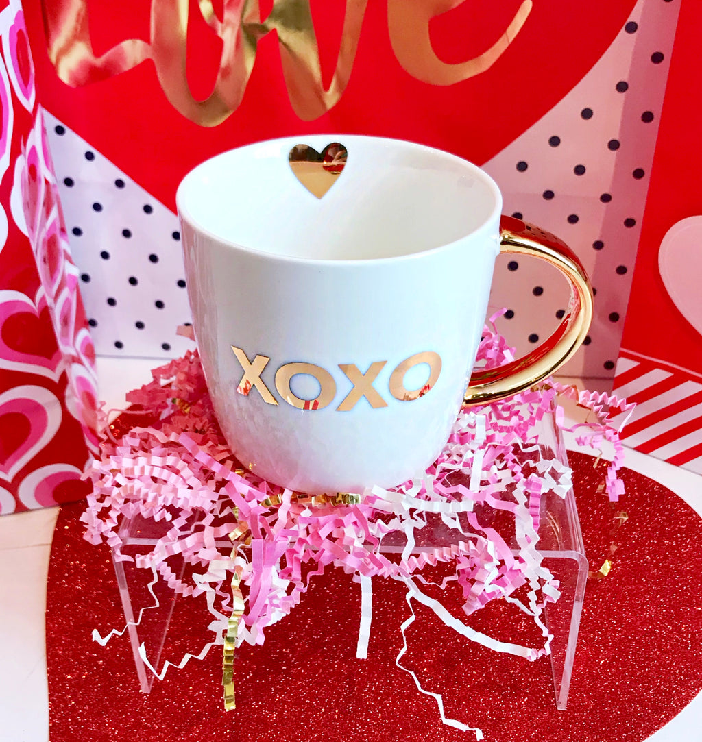 XOXO Coffee Mug