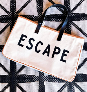 Escape Travel Tote