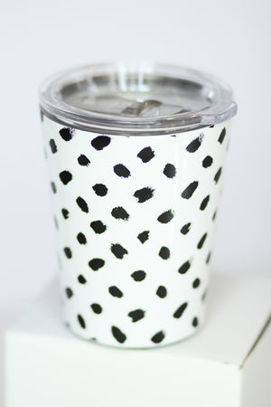 Animal Print Stainless Tumbler