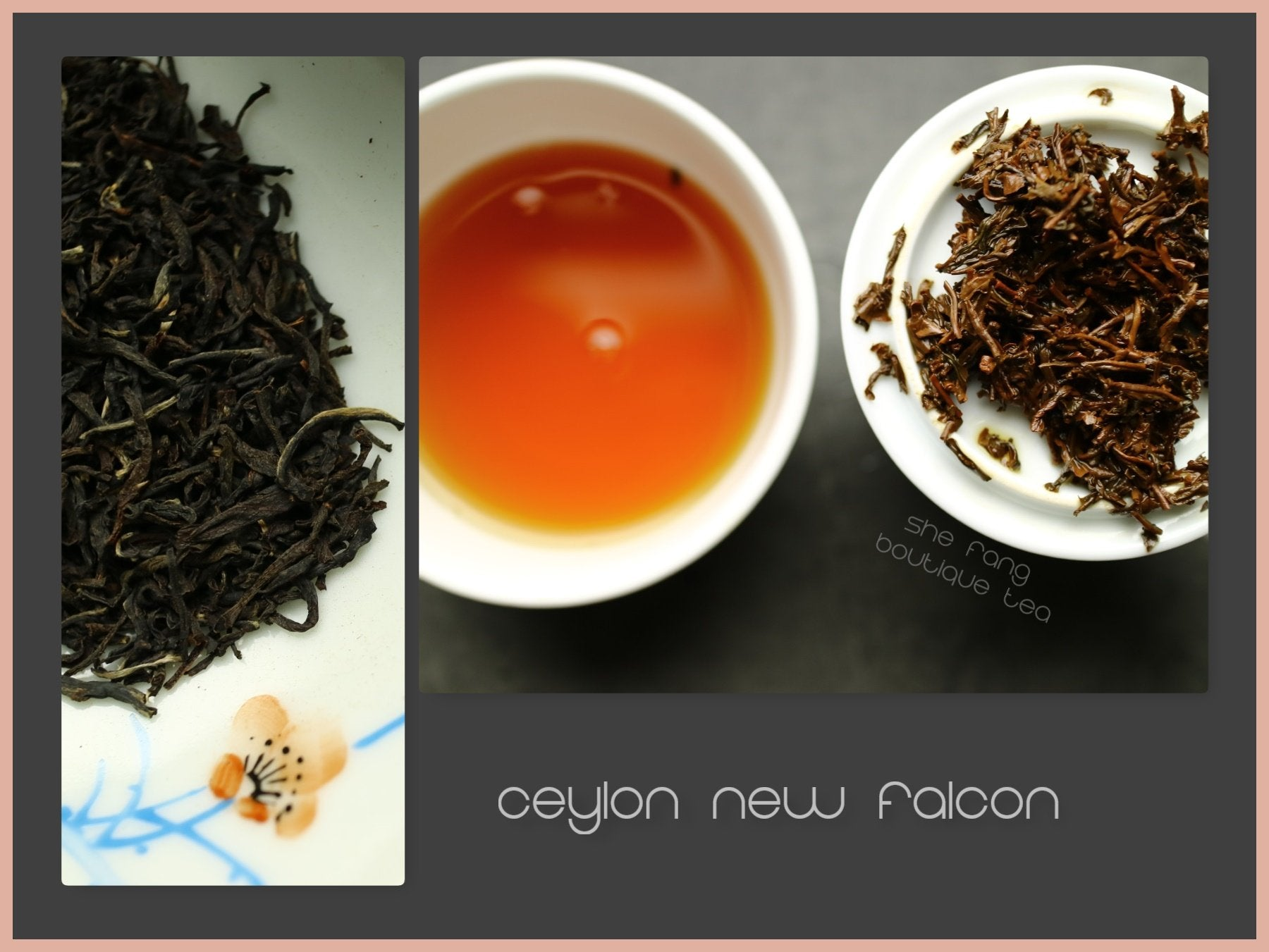 Tea sourcing - batch 235 - Ceylon New Falcon exclusive