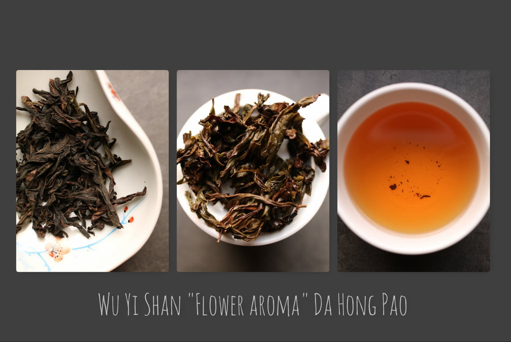 "Wu Yi Shan ""Flower aroma"" Da Hong Pao - She Fang Boutique Tea"