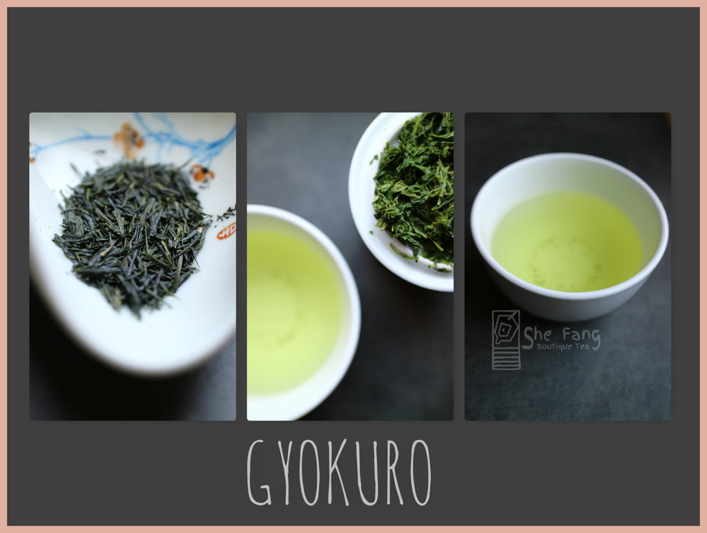 "Tea Sourcing - Gyokuro ""Jade Dew"" - She Fang Boutique Tea"