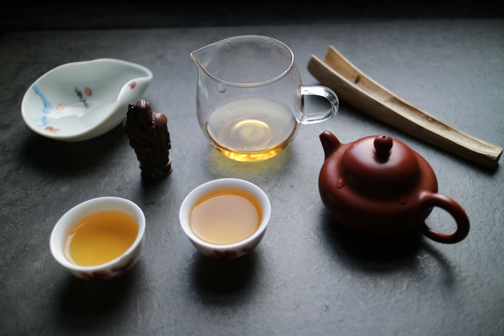 Oriental Beauty - Wulong Tea