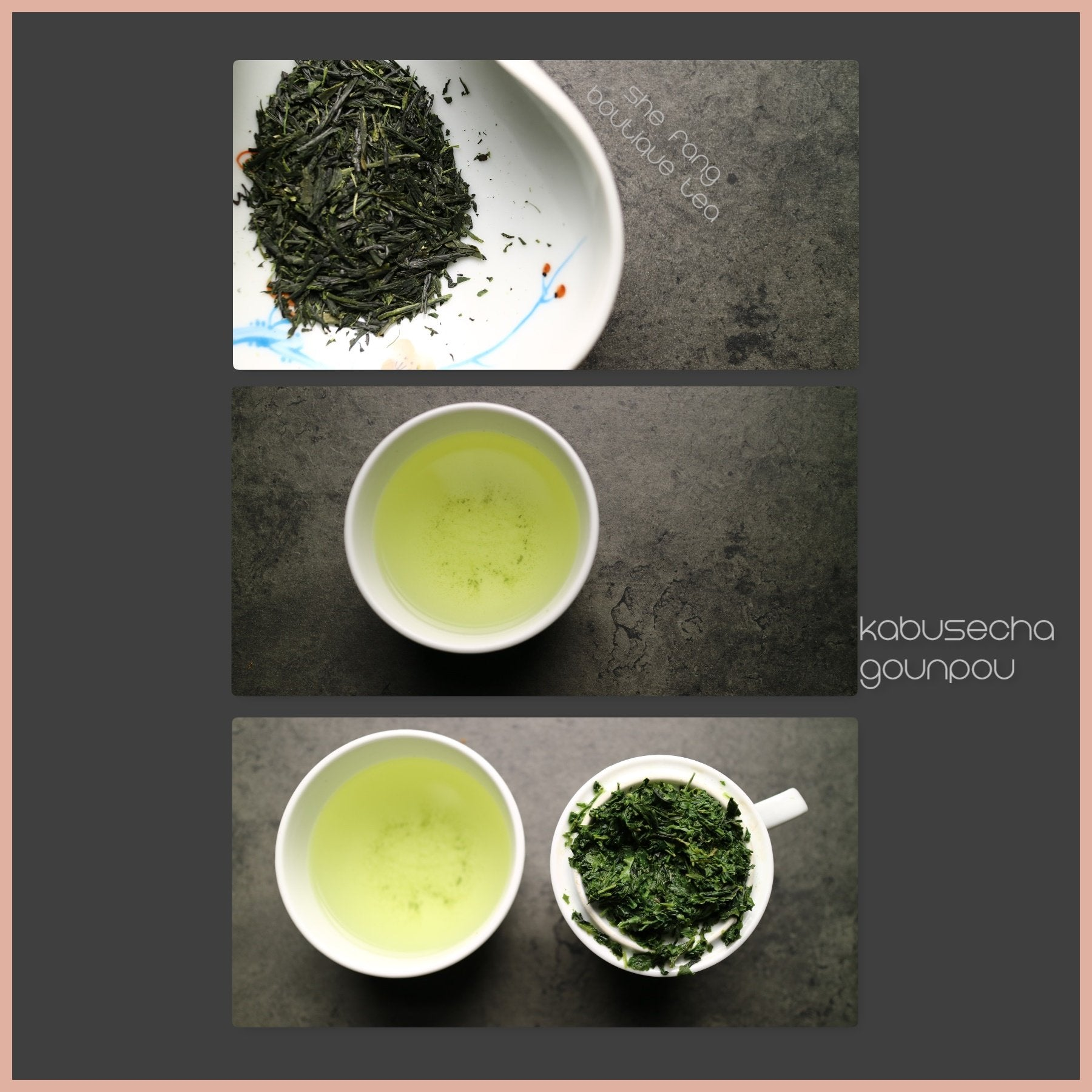 Tea sourcing batch n.239 - Teas from Japan - Kabusecha Gounpou, Kyoto Prefecture