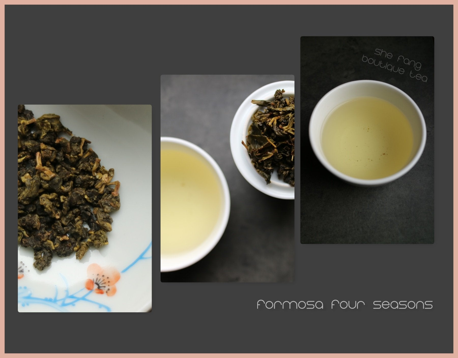 Tasting notes  - Formosa Four Seasons Winter Special N. 303