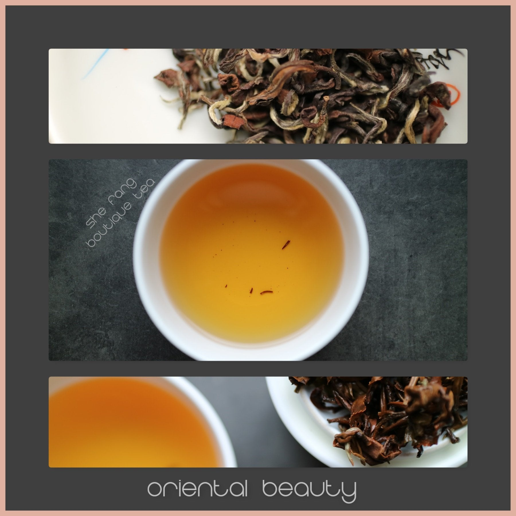 Tasting Notes - Oriental Beauty Top Superior