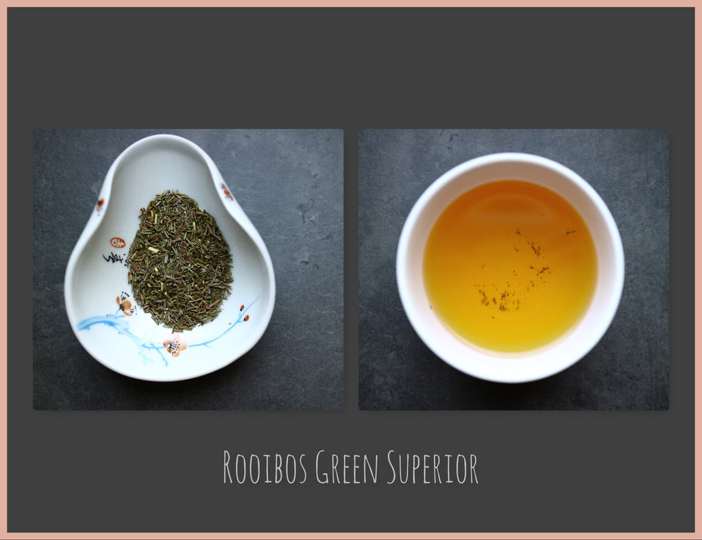Tea Sourcing - Rooibos Green Superior - She Fang Boutique Tea