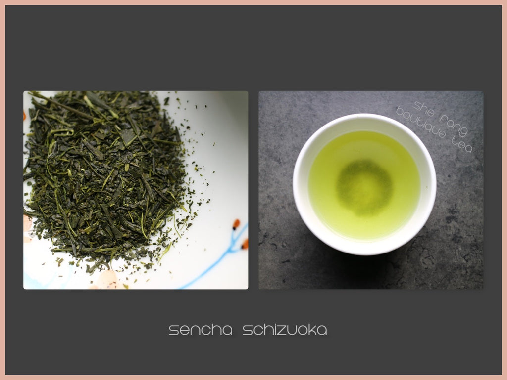 Tea sourcing batch N.239 - Teas from Japan - Sencha from Schizuoka pref. - She Fang Boutique Tea
