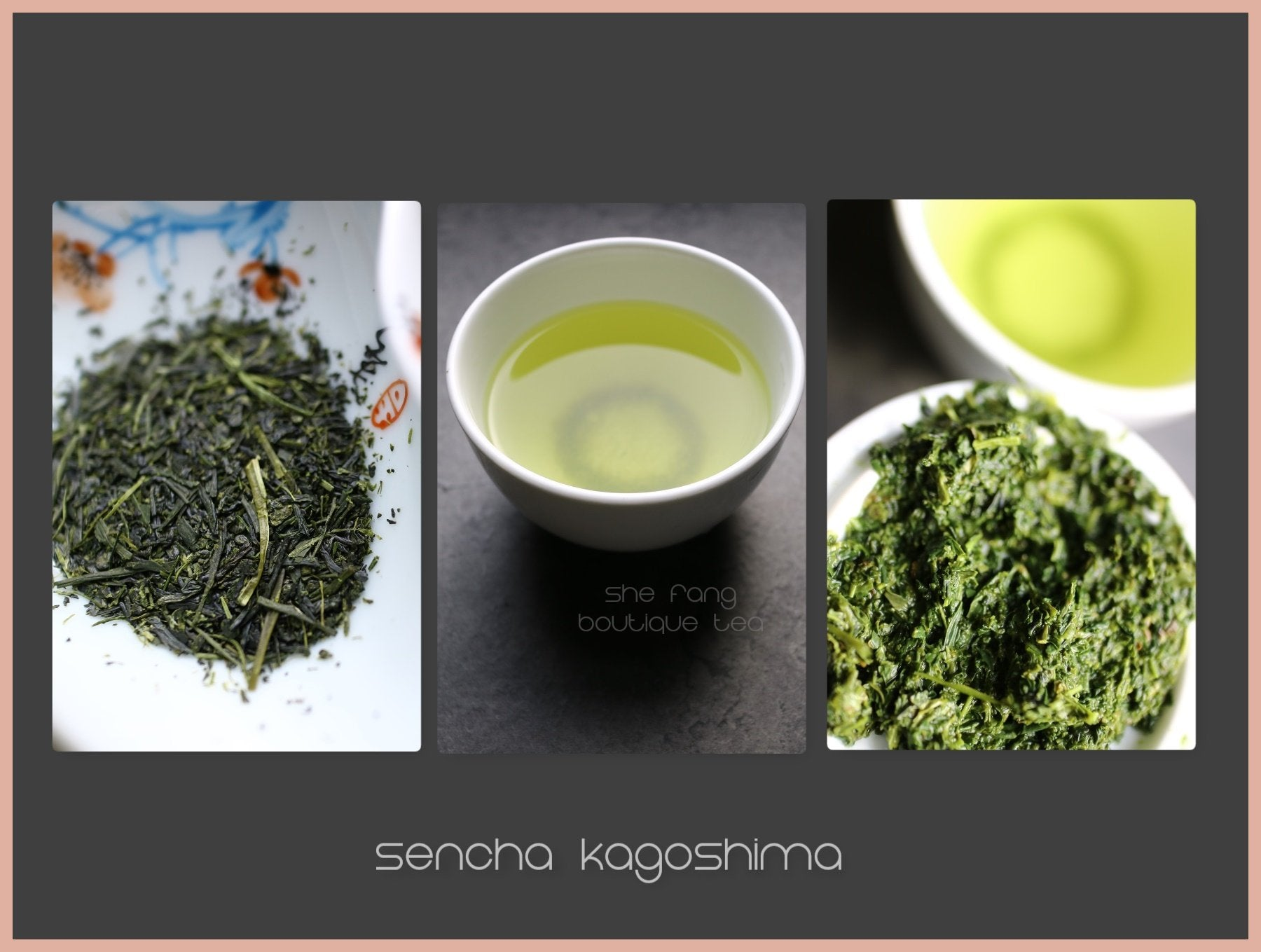 Tea sourcing batch n.239 - Teas from Japan - Sencha from Kagoshima prefecture
