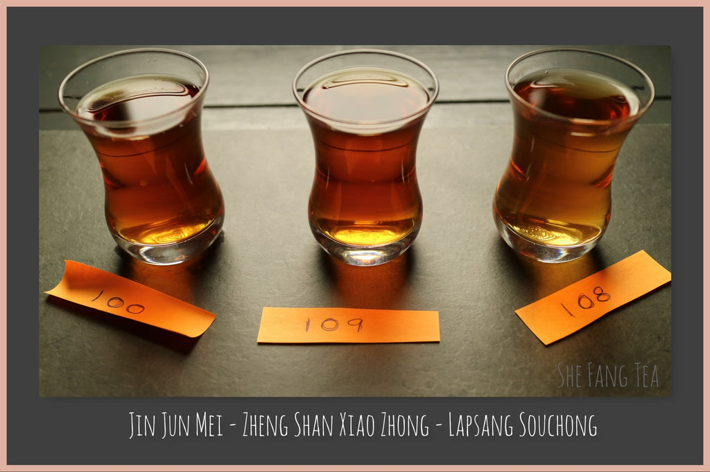 Lightly Smoked - Not Smoked – Heavily Smoked? - She Fang Boutique Tea
