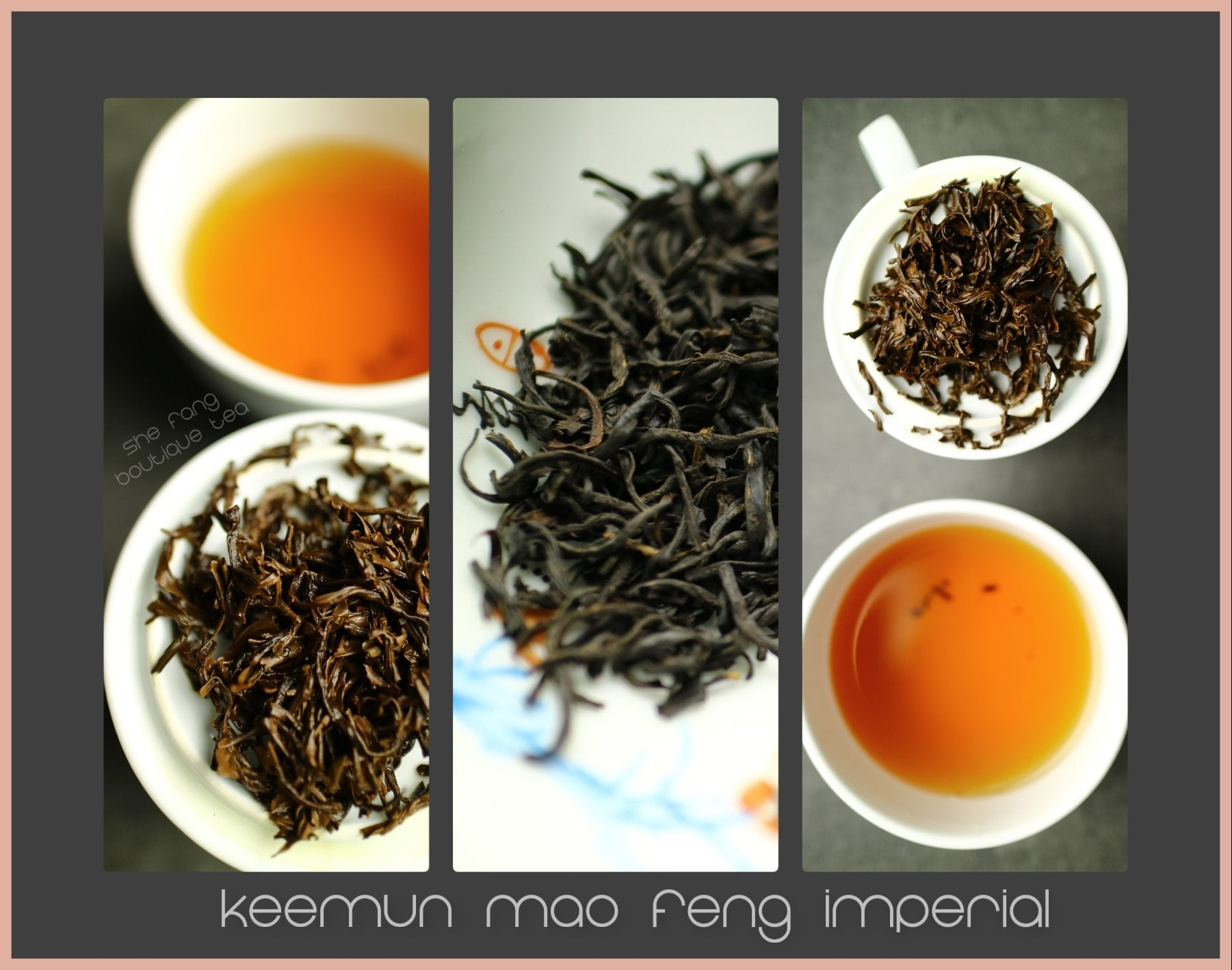 Tea sourcing - batch 235 - Keemun Mao Feng Imperial