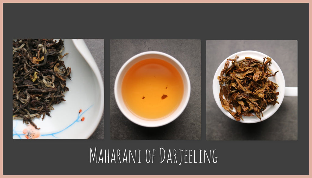 1st flush Maharani of Darjeeling Special - She Fang Boutique Tea
