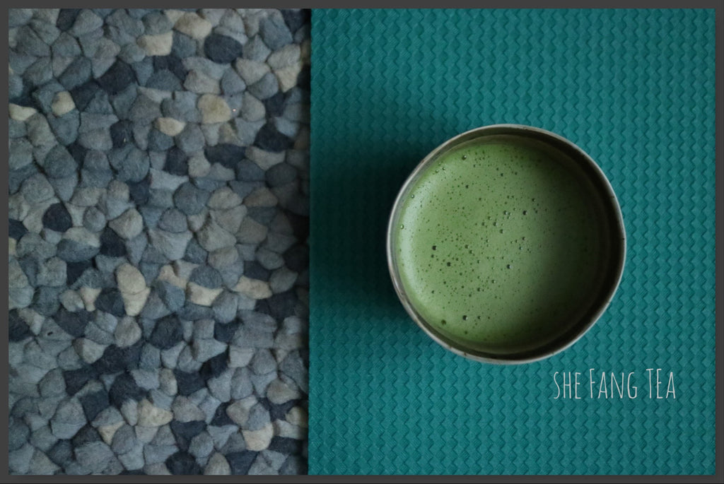 Supreme Matcha Shincha - organically grown - She Fang Boutique Tea
