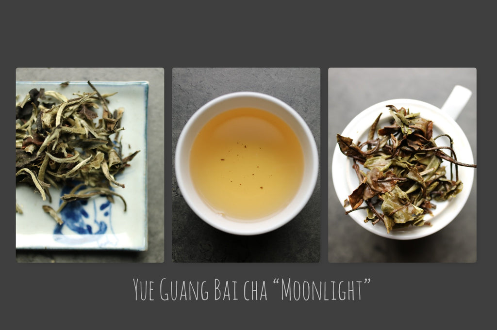 "Air-dried Yue Guang Bai ""MOONLIGHT"" Superior - She Fang Boutique Tea"