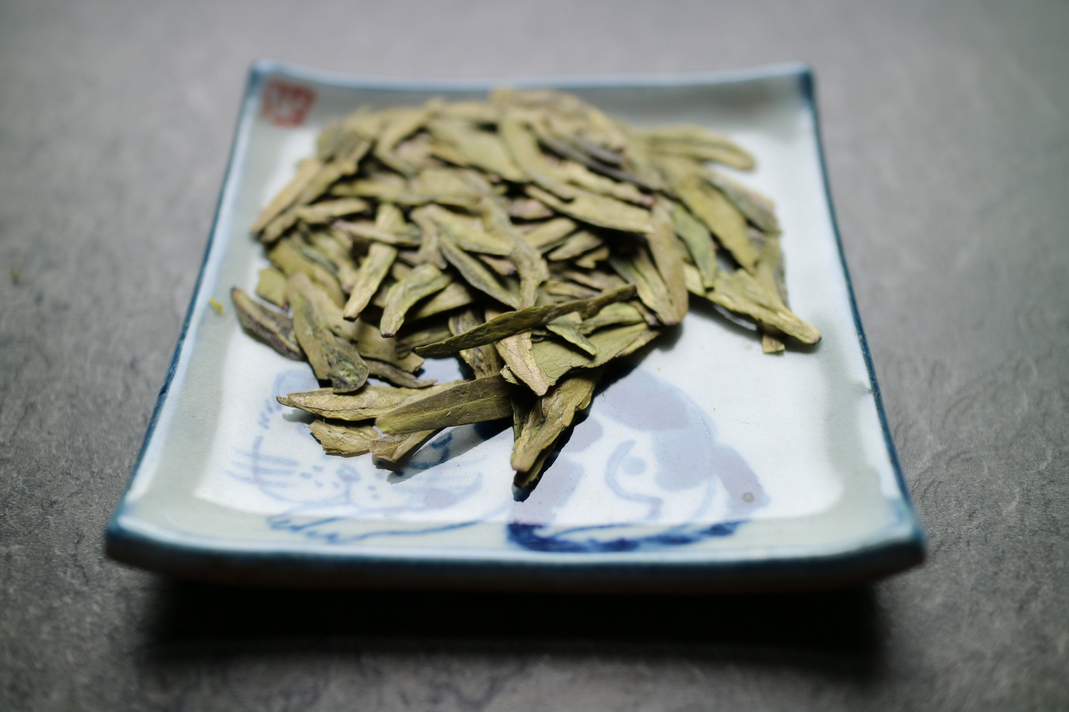 Pre-Rain Dragon Well Imperial grade - She Fang Tea