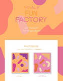 fromis_9 (프로미스나인) Single Album Vol. 1 - Fun Factory (Korean)