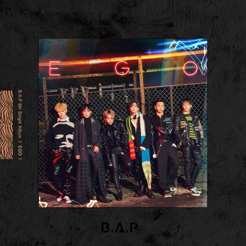 B.A.P (비에이피) SIngle Album Vol. 8 - EGO (Korean)